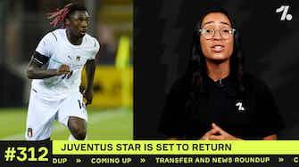Preview image for Former Juventus striker to RETURN!