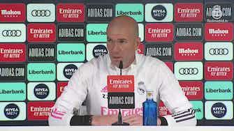 """Image d'aperçu pour 27e j. - Zidane : """"On va y croire jusqu'au bout"""""""