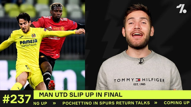 Preview image for REACTING to United's Europa League defeat!