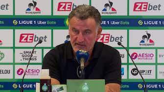 """Image d'aperçu pour 8e j. - Galtier : """"Je croise les doigts pour Saint-Étienne"""""""