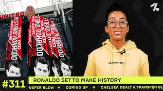 Preview image for Ronaldo set to make Man United HISTORY!