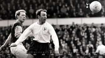 Preview image for Tottenham Hotspur's emotional tribute to Jimmy Greaves