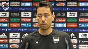 Preview image for Yoshida: Sampdoria must get three points in next game