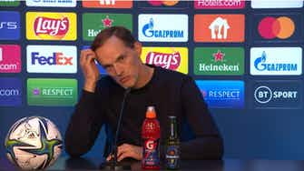 Preview image for This is Kepa's moment!   Chelsea 1-1 Villarreal (6-5 pens)   Thomas Tuchel press conference ©️UEFA 2021