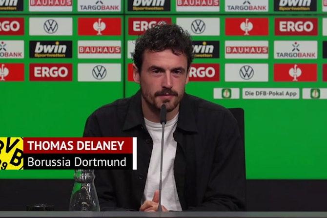 """Delaney: Pokalsieg mit dem BVB """"großer Wunsch"""""""
