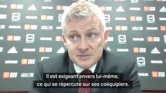"Image d'aperçu pour 4e j. - Solskjaer : ""Cristiano Ronaldo est impitoyable"""