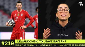 Preview image for Which club is interested in Lewandowski?