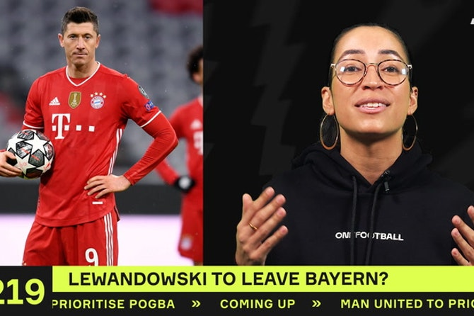 Which club is interested in Lewandowski?