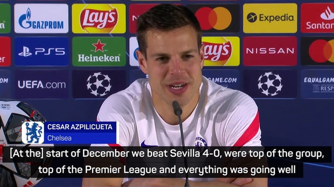 Azpilicueta and Chelsea out to 'make history' and prove the doubters wrong