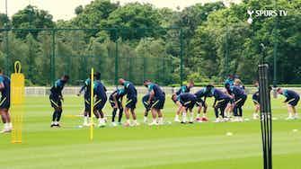Imagem de visualização para Nuno Espírito Santo comanda primeiro treino no Tottenham