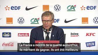 "Image d'aperçu pour Finlande - Kanerva : ""La France mérite de gagner"""