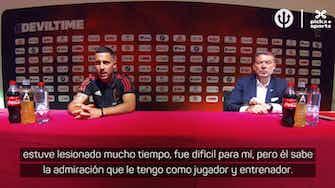 """Imagen de vista previa para Hazard: """"Le agradezco a Zidane lo que ha hecho por mí"""""""