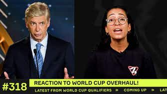 Preview image for REACTIONS to MAJOR World Cup changes!