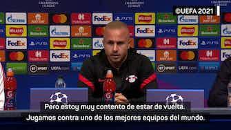 """Imagen de vista previa para Angeliño aclara sus declaraciones sobre Guardiola: """"No es que me haya matado como jugador"""""""