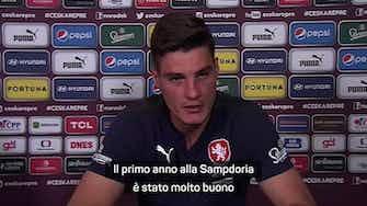 """Anteprima immagine per Schick: """"Non ero pronto per la Roma..."""""""