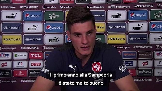 """Schick: """"Non ero pronto per la Roma..."""""""