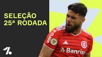 Imagem de visualização para Seleção da 25ª rodada do BRASILEIRÃO!