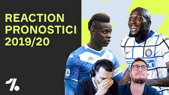 Anteprima immagine per Balotelli capocannoniere e Napoli campione! ► REACTION ai nostri pronostici