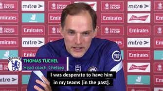 Preview image for Tuchel eager to work with 'gift' N'Golo Kante