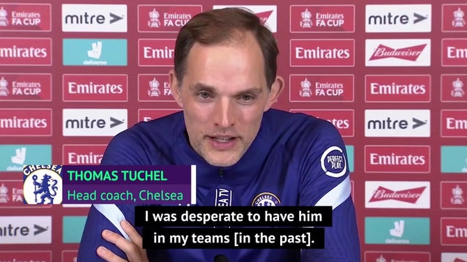 Tuchel eager to work with 'gift' N'Golo Kante