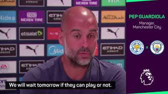 Preview image for Potential FIFA ban for Brazilians is 'crazy' says Pep