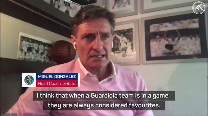 'I would bet on Chelsea' - Getafe boss Miguel Gonzalez