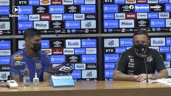 Imagem de visualização para Santos apresenta zagueiro Emiliano Velázquez com camisa 61