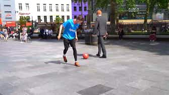 Preview image for LDN Movements: Public Nutmegs EURO Challenge