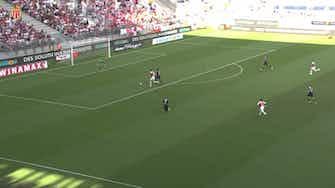 Vorschaubild für Pietro Pellegri's first AS Monaco goal