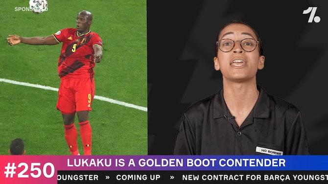 Lukaku favourite for Golden Boot already?