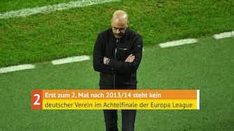 Vorschaubild für EL-Ernüchterung pur für Leverkusen und die TSG
