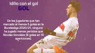 Imagen de vista previa para Nico González, pólvora argentina para la Fiorentina