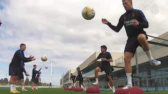 Imagem de visualização para Com Casemiro, Real Madrid se prepara para encarar o Villarreal