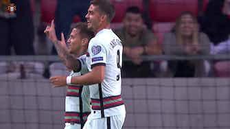 Imagem de visualização para Otávio marca, e Portugal bate Qatar em amistoso internacional