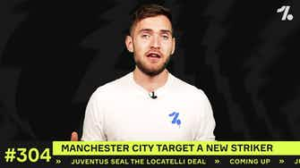 Preview image for Why Man City's next striker will NOT be Kane!