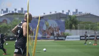 Imagem de visualização para Corinthians encerra preparação para duelo contra o Inter no Brasileirão