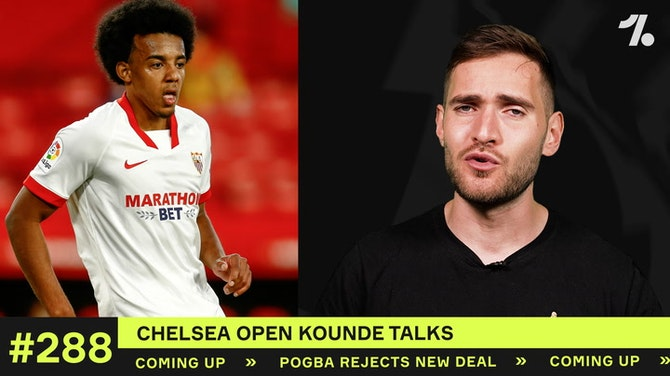 Preview image for Chelsea to offer SWAP deal for Kounde