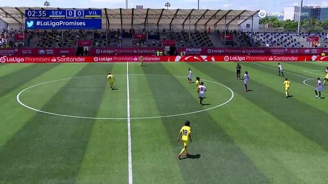 Imagen de vista previa para El Villarreal, campeón de LaLiga Promises 2021