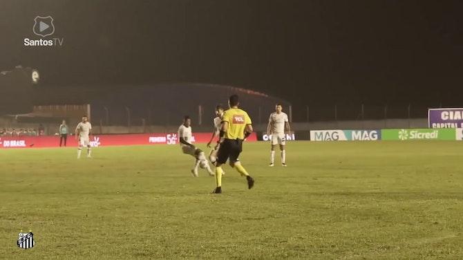 Anteprima immagine per I migliori gol di Kaio Jorge con il Santos