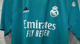 Preview image for Real Madrid and adidas reveal their 2021-22 third kit