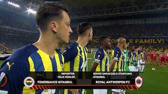 Vorschaubild für Highlights: Fenerbahçe 2-2 Antwerp