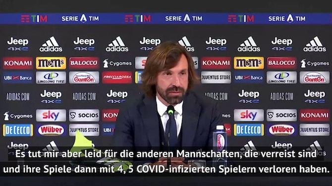 """Vorschaubild für Pirlo zur Napoli-Neuansetzung: """"Wurden verar****"""""""