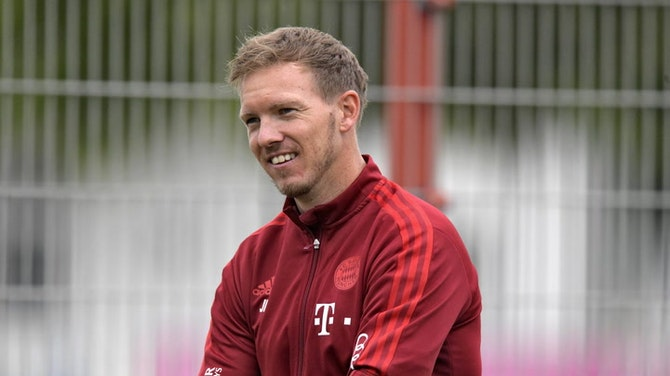 Vorschaubild für FC Bayern News: Nagelsmann entscheidet über die Zukunft von Süle und schwärmt von Goretzka