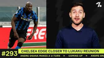 Preview image for Why Chelsea want Lukaku INSTEAD of Haaland...