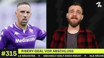 Vorschaubild für Ribéry-Deal vor Abschluss