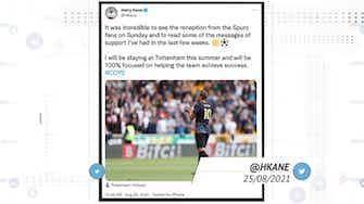 Preview image for Socialeyesed - Harry Kane stays at Tottenham