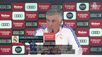 Preview image for Ancelotti explains why Real Madrid is simply irresistible for Mbappe
