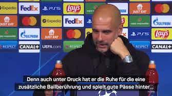 """Vorschaubild für Guardiola: """"Ich bin verliebt"""" in Verratti"""