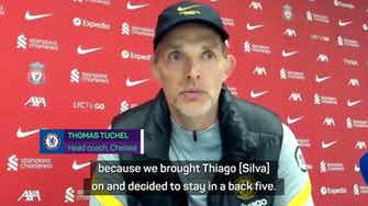 Preview image for Tuchel hails 'super talented' Christensen performance after Liverpool draw