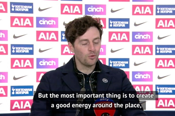 Ryan Mason hopes winning matches will help end fans' protests